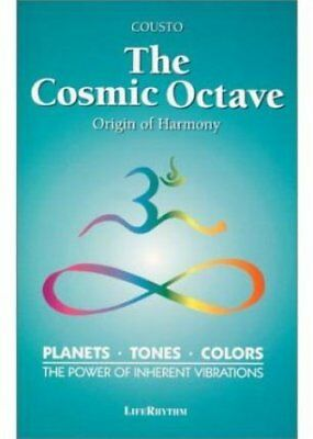 Cosmic Octave Origin of Harmony by Hans Cousto 9780940795204 (Paperback, 2000)