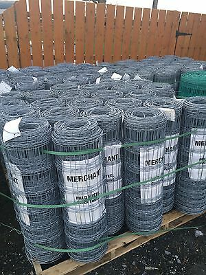 Sentinel Galv Field Fence Wire Stock  Sheepwire  C8/80/15