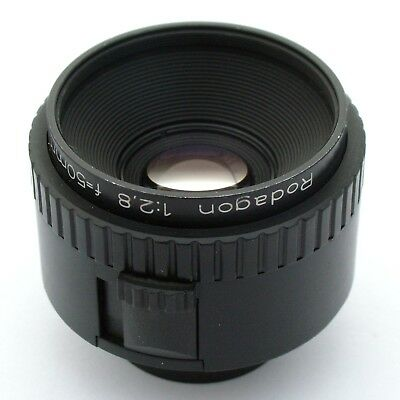 Rodenstock Rodagon 50mm f2.8,  excellent + condition