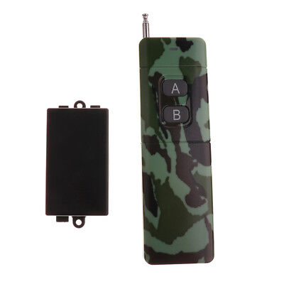 Excellent Camouflage Two Buttons Garage Door Remote Control