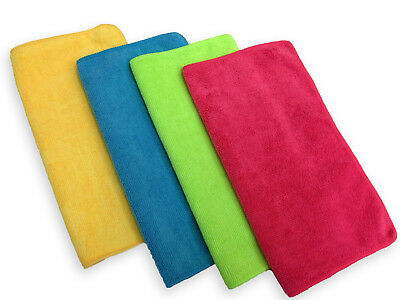 Contract Microfibre Cleaning Cloth (10pk)