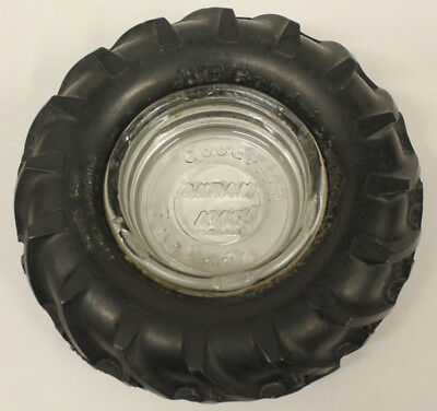 Tire Ashtray B.F. Goodrich Euzkadi. Vintage