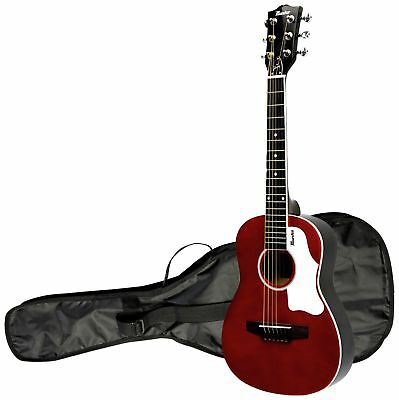 Maestro By Gibson 30 Inch Mini Guitar - Red.