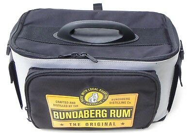 Bundaberg Rum Cooler Bag Lunch Box With Tray / Table Bundy