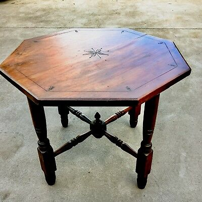 Antique Octagonal Occasional / Coffee Table