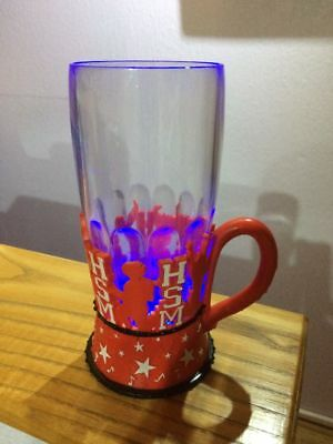 High School Musical Hsm Music Cup Holder Lights Up The Ice Tour Red