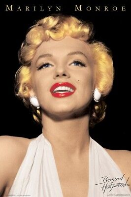 MARILYN MONROE HOLLYWOOD POSTER (61x91cm)  PICTURE PRINT NEW ART