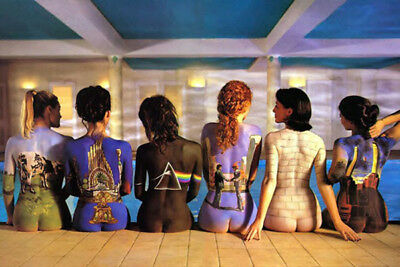(LAMINATED) Pink Floyd Back Catalogues (61x91cm) POSTER Print Art New