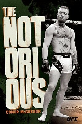 CONOR MCGREGOR - NOTORIOUS POSTER (61x91cm)  PICTURE PRINT NEW ART