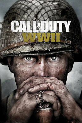 (LAMINATED) Call Of Duty - Wwii POSTER (61x91cm) Print New Art