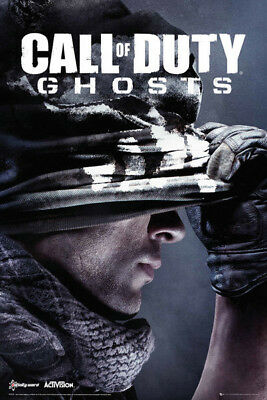 (LAMINATED) Call Of Duty Ghosts POSTER (61x91cm) Print New Art