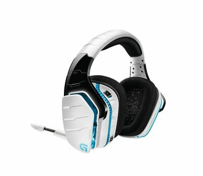 LOGITECH G933 ARETEMIS SPECTRUM SNOW White Wireless 7.1 PRO Gaming Headset     SALE       RRP  £149       LIMITED STOCK 81ba4131cc27