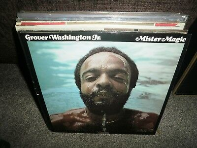 Grover Washington Jr Mister Magic Kudo Super Ku 20 Vinyl