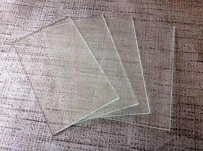 Clock Glass Carriage Etc. High Quality Rectangle 75x58mm £4.99 Each 9 Available