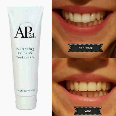 NU SKIN Whitening toothpaste AP24 110gr AUTHENTIC