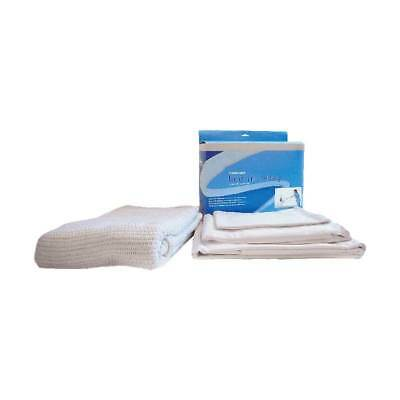 """ReliaMed 1 EA Home Care Bed-in-a-Bag, Bariatric 52"""" x 80"""" x 12"""" 88849900756 CHOP"""