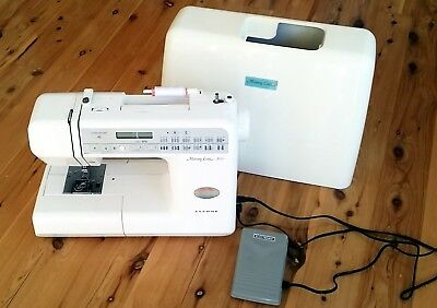 Janome dc2150 computerised sewing machine ultimate for Janome memory craft 3000