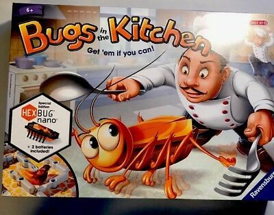 Bugs In The Kitchen Board By Ravensburger 22261 24 99 Picclick