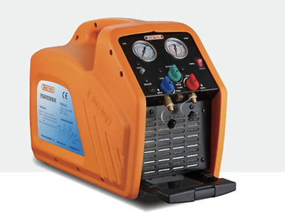 Refrigerant Recovery Machine - 3/4 HP Speed Recovery Unit