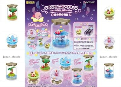 Kirby Super Star Terrarium Collection The Story of Fountain of Dreams 6types set