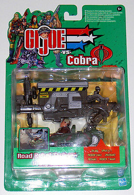 G.i.joe 2003 Road Rebel With Big Ben Moc Neu & Ovp Gi Joe Cobra