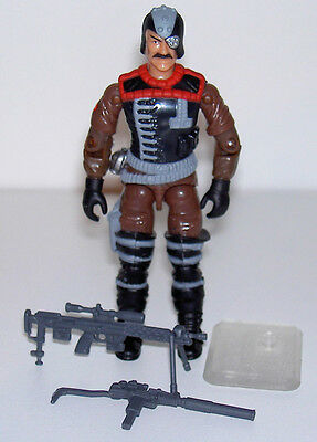 G.i.joe 2006 Convention Major Bludd Lose + 100% Komplett Top Zustand Selten