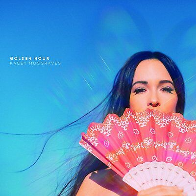 Kacey Musgraves - Golden Hour   Cd New+