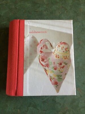 PaperStyle Address Book: Heart Theme