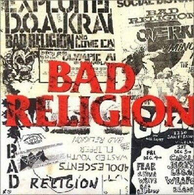 Bad Religion ' All Ages' Cd New+!!!!!!!!!!!