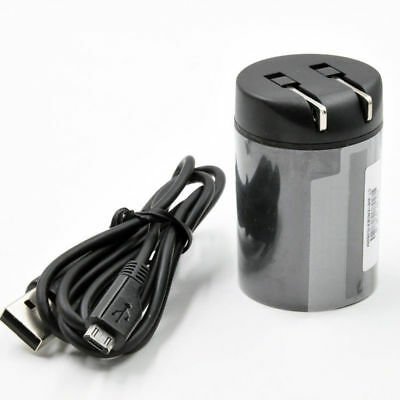 Genuine HP TouchPad North American Power Charger FB341AA#ABA Adapter &USB cable