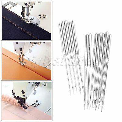 12 Sizes DBX1 Industrial Sewing Machine Needles For Singer Brother 10/50/100pcs