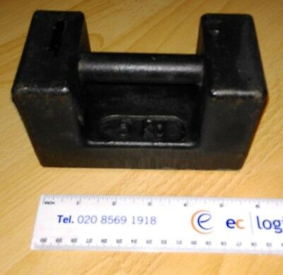 5Kg Iron Scale Calibration Test Weight (P Precision)