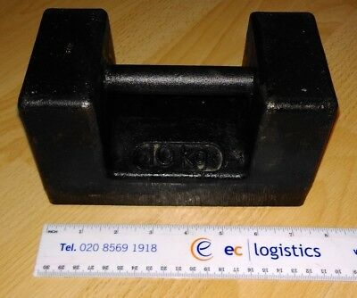 10Kg Iron Scale Calibration Test Weight