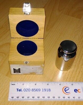 500g Stainless Steel Cylindrical Scale Calibration Weight 0.5Kg