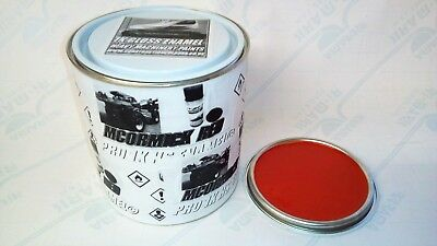McCormick Tractor Red 1K High Shield Enamel paint 1 Litre Tin