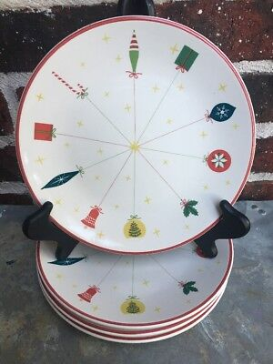 MARTHA STEWART EVERYDAY CHRISTMAS MORNING DINNER PLATES NEW 16pc & Astonishing Martha Stewart Christmas Plates Gallery - Best Image ...