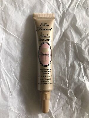 Too Faced Shadow Insurance Nude Shimmer Eyeshadow Primer