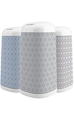Playtex Diaper Genie Expressions Customizable Diaper Pail with Starter Refill