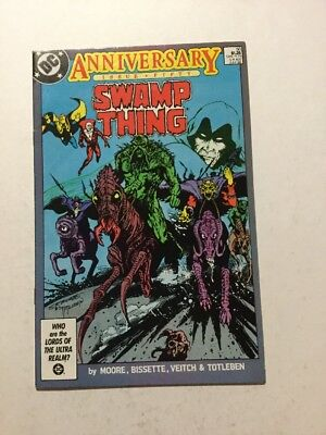 Swamp Thing 50 First 1st Appearance Of JLD Justice League Dark VF Very Fine