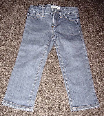 Country Road Boys Or  Girls Grey Skinny Jeans Sz 2