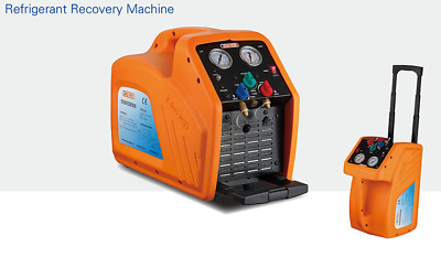 Refrigerant Recovery Unit - Recovery Machine - 3/4 HP