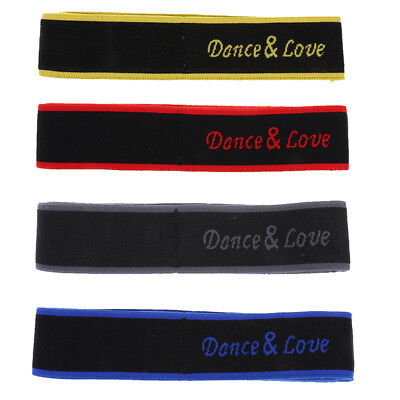 Ballet Stretch Band Loop for Physical  Pilates Yoga and Stretching Workouts