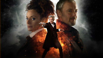 Peter Capaldi Doctor Who Poster 24in x36in