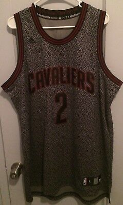 Kyrie Irving Cleveland Cavaliers Nba Jersey Men L Sewn Adidas Cavs LeBron #2