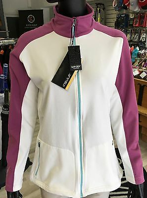 Galvin Green Golf Insula Pullover Full Zip DENISE XL NEU STATT 119€ atmungs.