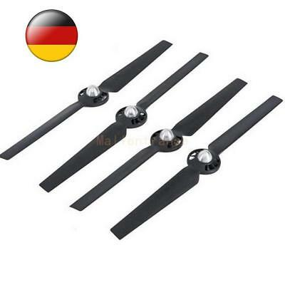4pcs  Propellers Props Blades For Yuneec Q500 Q500+ Q500 4K Typhoon Black #AB54
