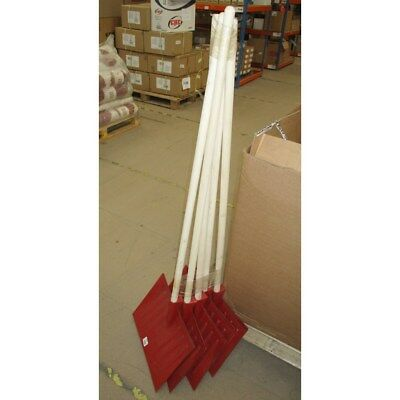 Job Lot 5 x Snow Shovel Mucking Out Scoop Path Cleaning, Wooden Handles P2NW#