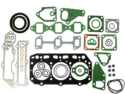 Gasket Set for Yanmar 3JH3 EYEU Marine Diesel 40 HP replaces # 729270-92601