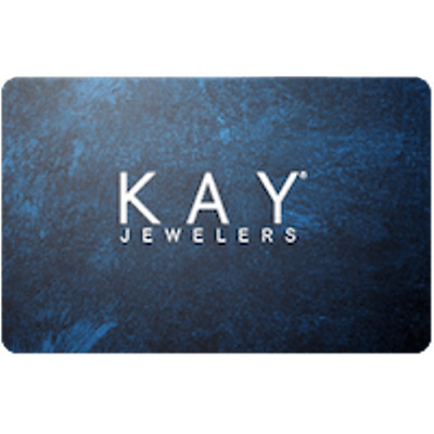Kay Jewelers Gift Card $500 Value, Only $415.00! Free Shipping!