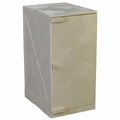 EAGLE MANUFACTURING COMPANY M12BEI Storage Cabinet,Standard,1 Door G3774106